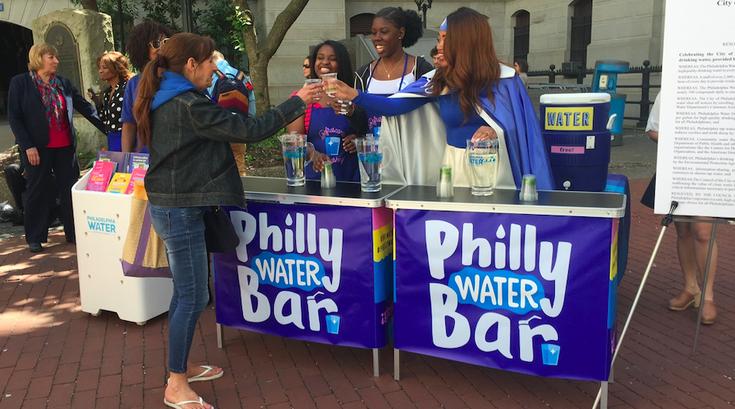 PWD Water Bar