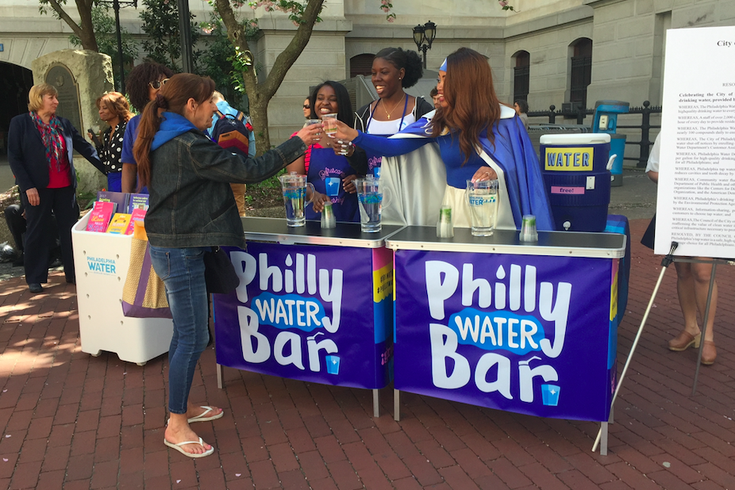 PWD Water Bar