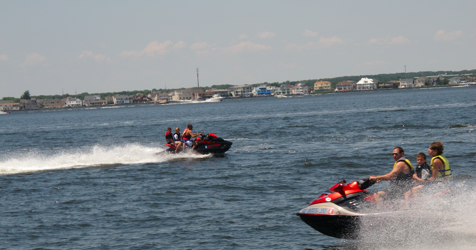 Police: Father, son killed in watercraft collision at Somers Point