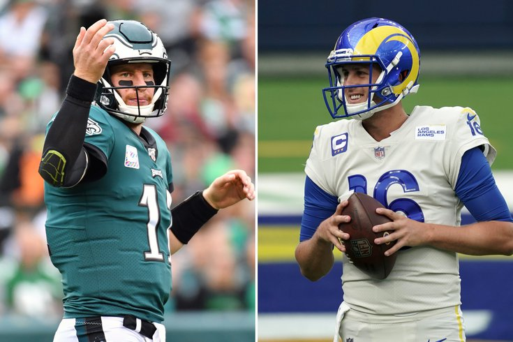 eagles vs rams predictions betting odds and broadcast info for week 2 phillyvoice eagles vs rams predictions betting