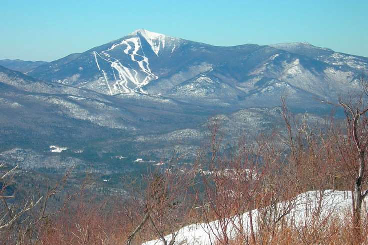 Whiteface Mountain Skiing