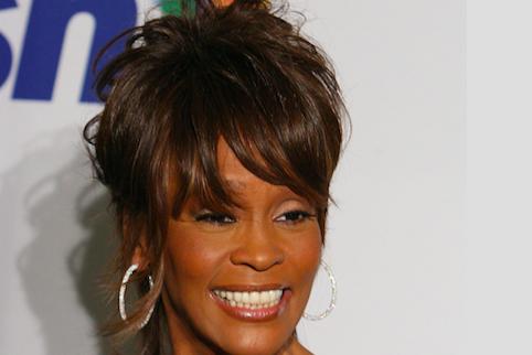 Whitney Houston Hall of Fame