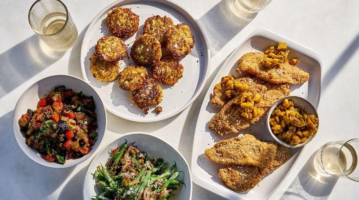 Whole Foods Michael Solomonov's Hanukkah menu