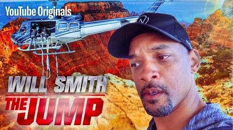 Will Smith Bungee Jump