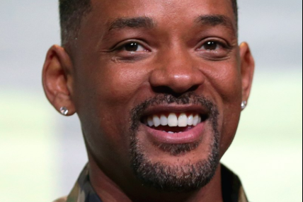 Will Smith Comic Con
