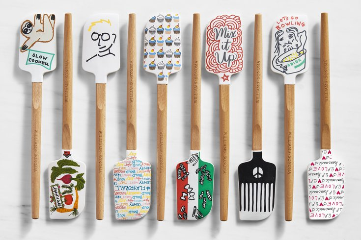 Williams Sanoma Spatulas