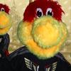 Winsgton Wings Mascot