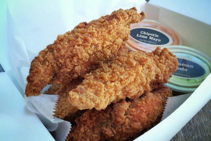 Wishbone Fried chicken