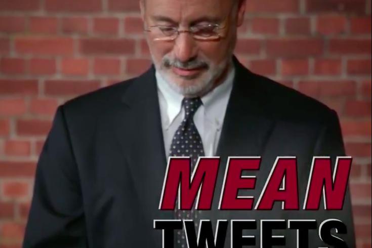 Tom Wolf mean tweets