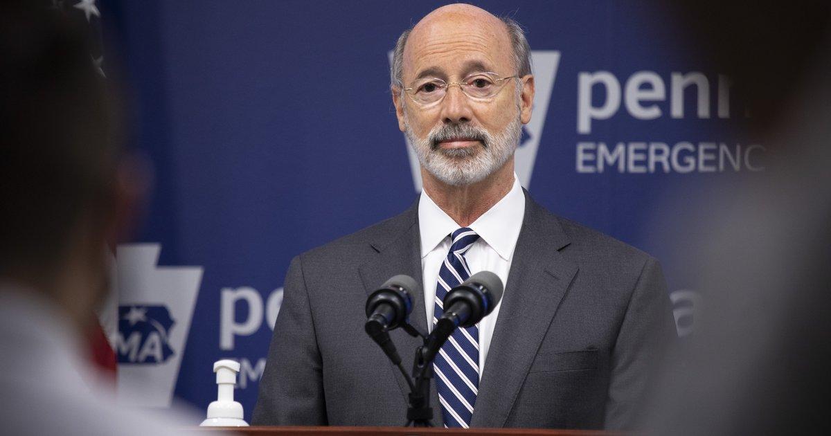 Pennsylvania and COVID-19: Wolf, Levine address data on 'fall resurgence'