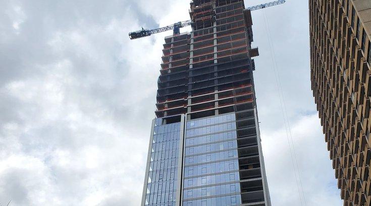 Philly Rescue Skyscraper
