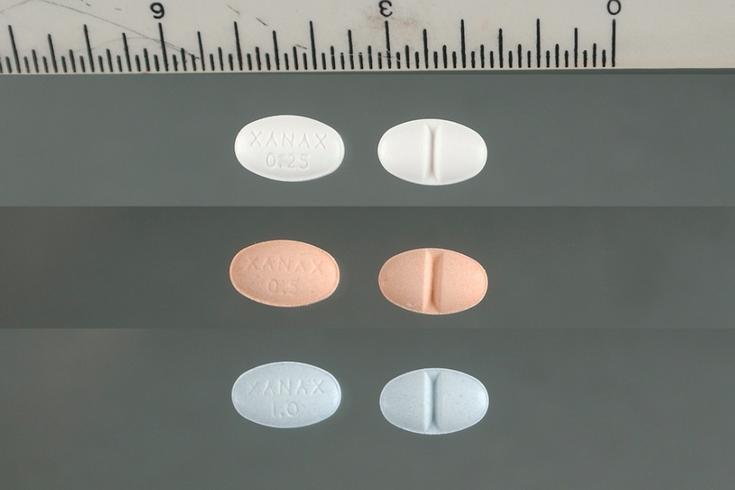 Xanax pharma