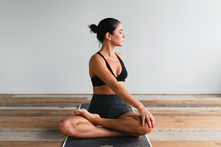 Free yoga at Kin Boutique in January