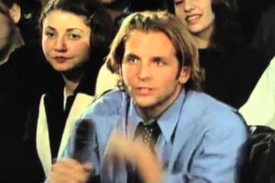 Flashback: Young Bradley Cooper proves Louis C.K. is full ...