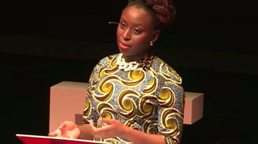 Adichie Penn Commencement Speaker