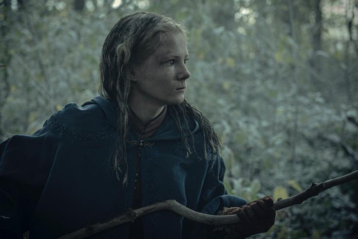 The Witcher Freya Allan