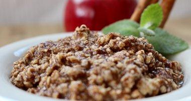 Limited - Apple Cinnamon Oatmeal