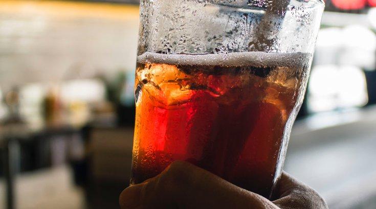 Artificial sweeteners in diet soda