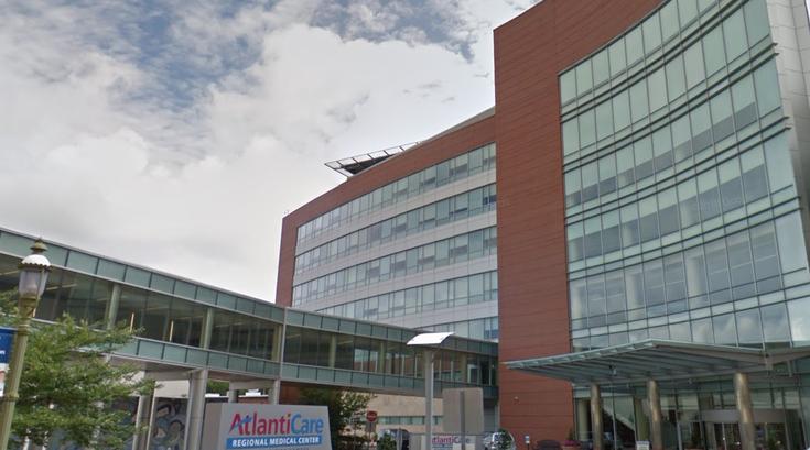 Atlantic City hospital emergency room