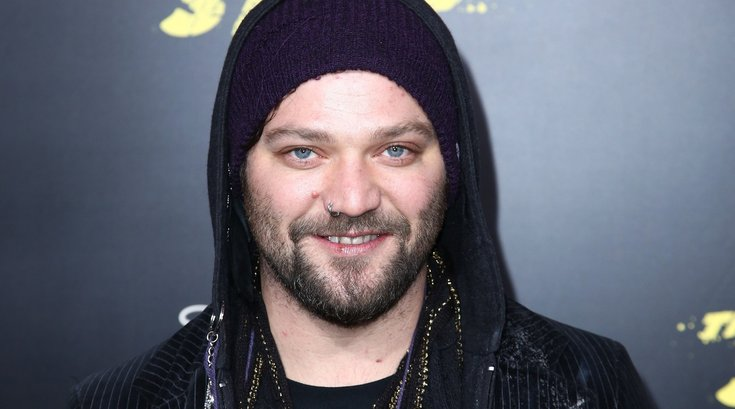 bam margera party USS New Jersey