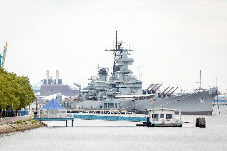 battleship new jersey reopens