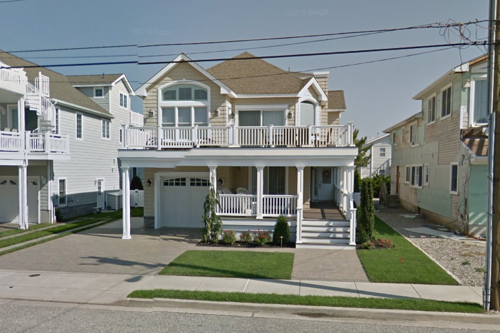 Delco Fraud Beach Home