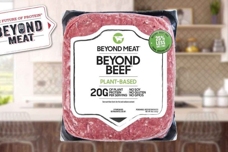 Introducing the newest meat-free meat product on the market