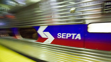 SEPTA Train