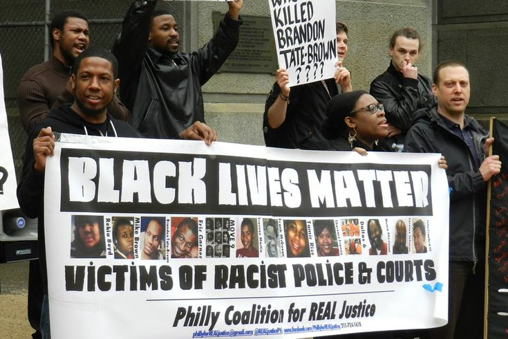 Philly Is Baltimore Rally