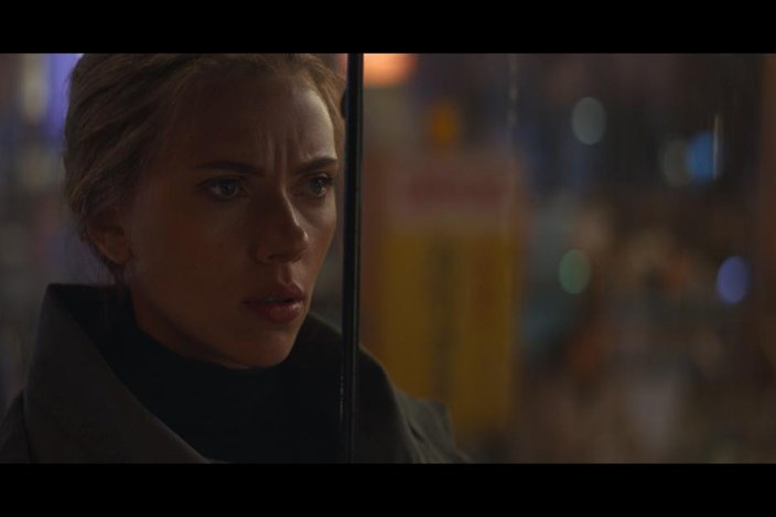 Scarlett Johannson as Black Widow in 'Avengers: Endgame'