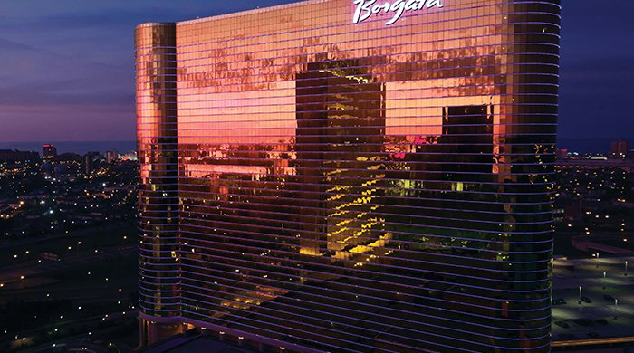 Limited- Borgata Labor Day Weekend