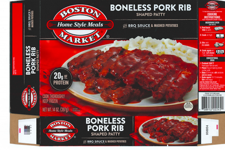 boston market boneless pork rib