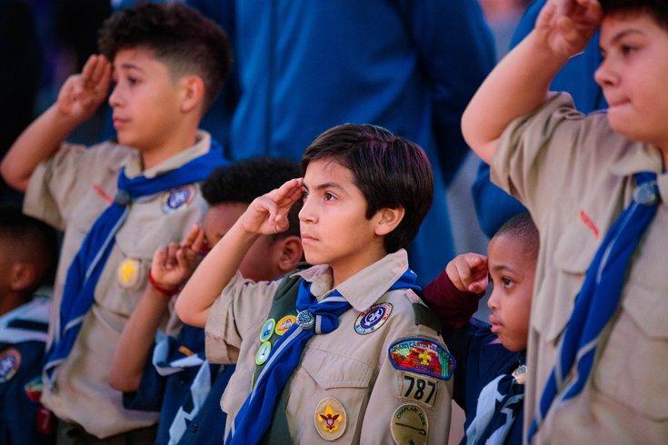 Boy Scouts file Bankruptcy