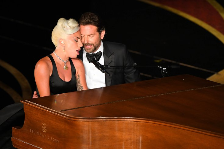 "Bradley Cooper and Lady Gaga's ""A Star is Born"" just went platinum"