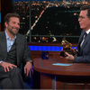 Bradley Cooper talks being a 'Philadelphia idiot' on Colbert