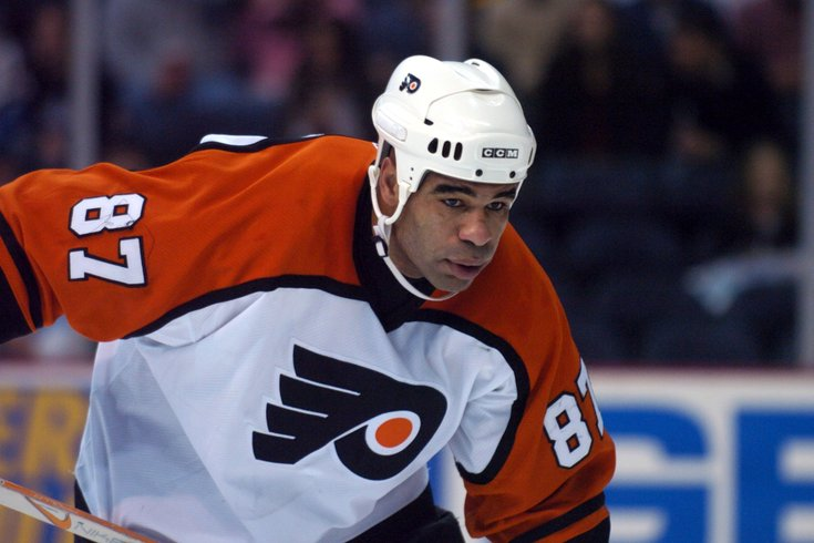 Donald Brashear quebec flyers