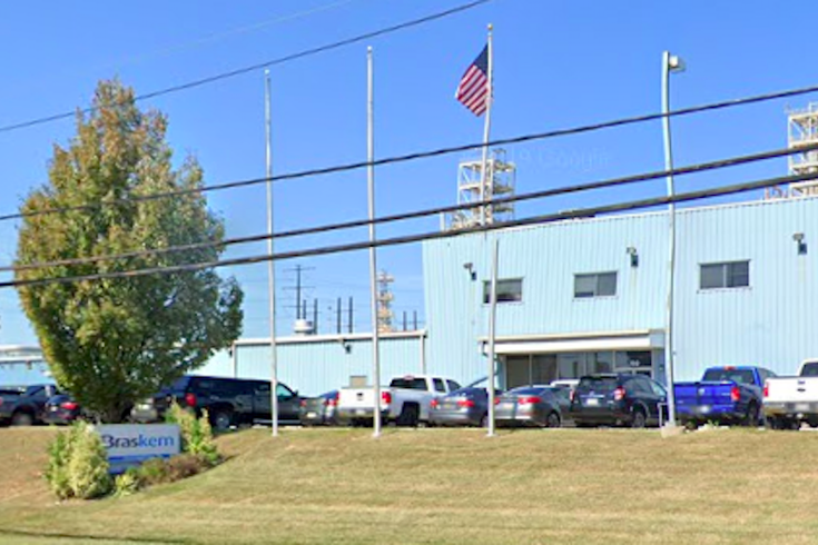 Braskem America factory workers