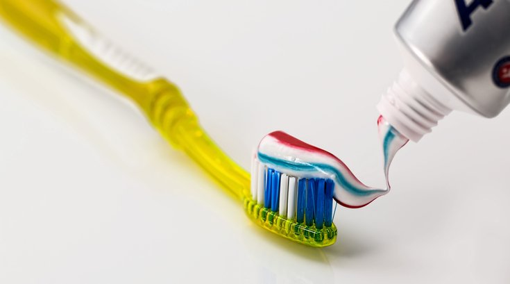 Toothpaste premature ejaculation