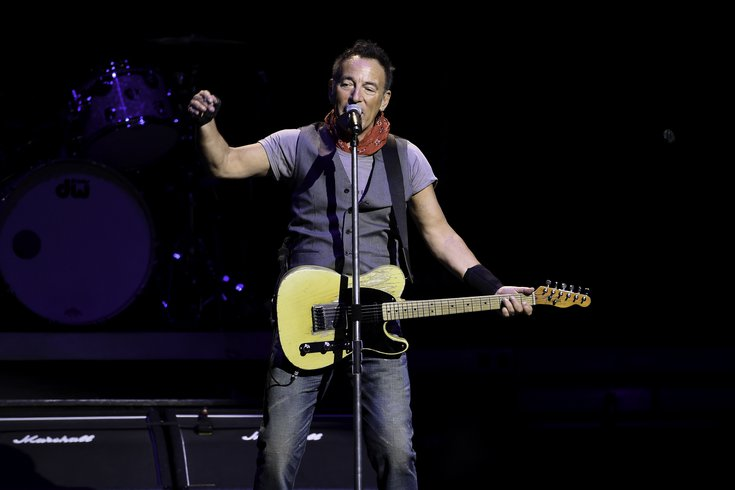 Springsteen Jersey 4 Jersey
