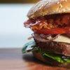 Burger Takeout Junk Food