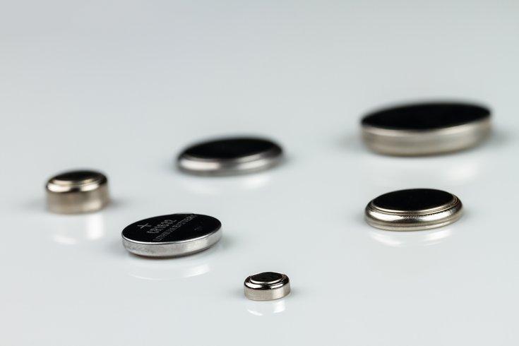 Button Batteries Choking Hazard