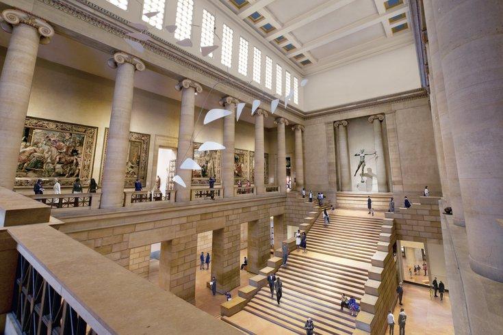 Building On History The Philadelphia Museum Of Art