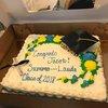 Summa cum laude cake