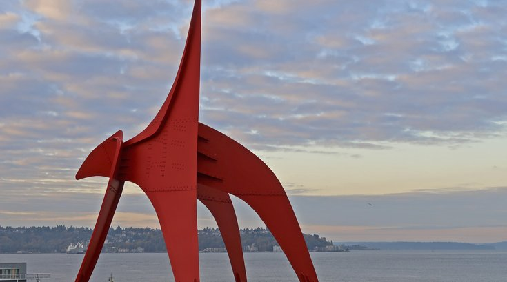 Alexander Calder New Museum