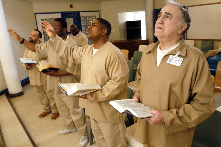 New Jersey release inmates
