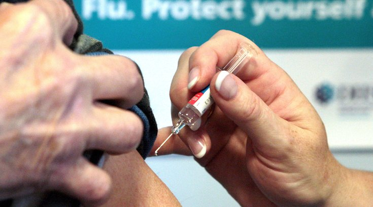 The flu shot can't give you the flu