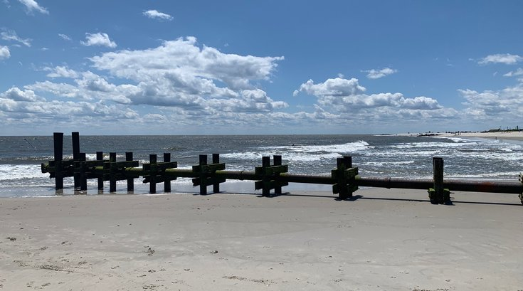 Cape May beach swimmer dies