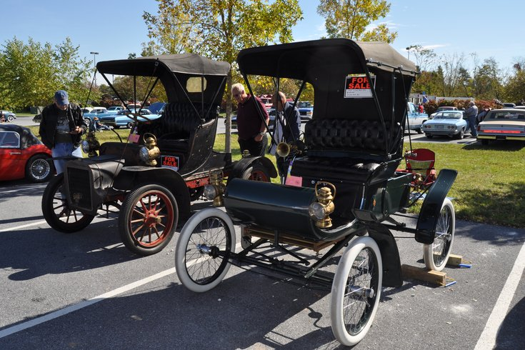 Gigantic Car Show Returns To Hershey For Rd Year In October - Antique car show hershey pa 2018