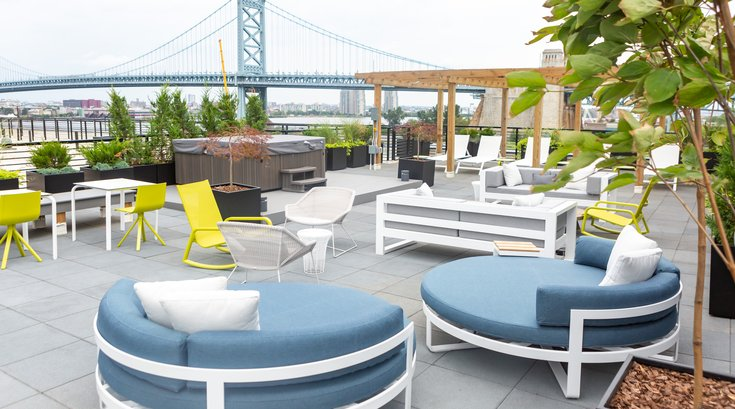 Limited - 11 Cooper Rooftop Terrace
