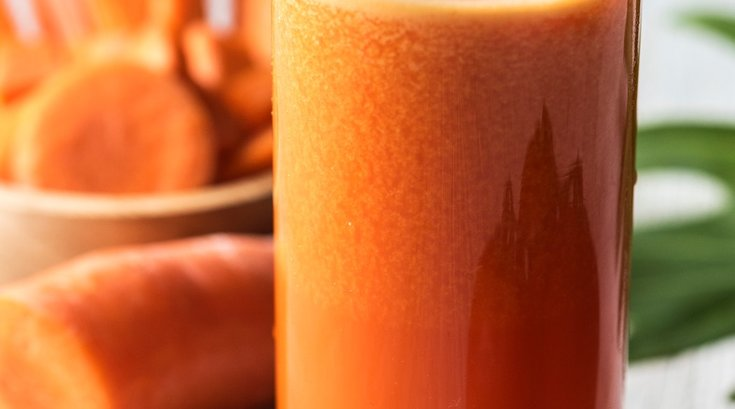 carrot smoothie juice unsplash